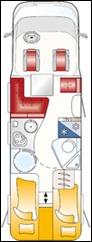 LMC ComfortLine 731G
