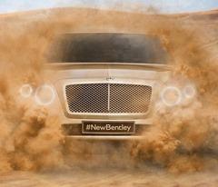 bentley-new suv