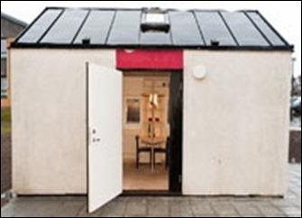 minsta-studenthuset - foto AF Bostäder-