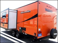 2015 WINNEBAGO Minnie 2201DS-