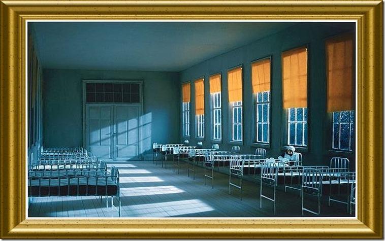 The Lonely Patient av Helena Blomqvist.