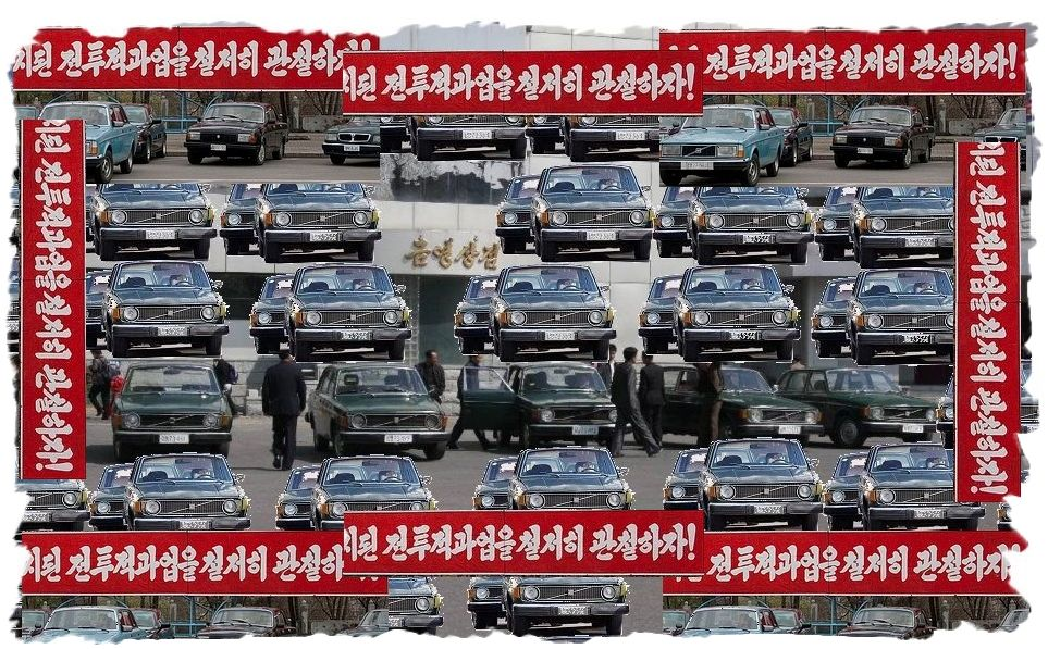 volvonordkorea