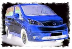 NISSAN e-NV200 - HILLSIDE LEISURE-.--