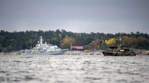 Ubåtsjakten 2014  Stockholms skärgård