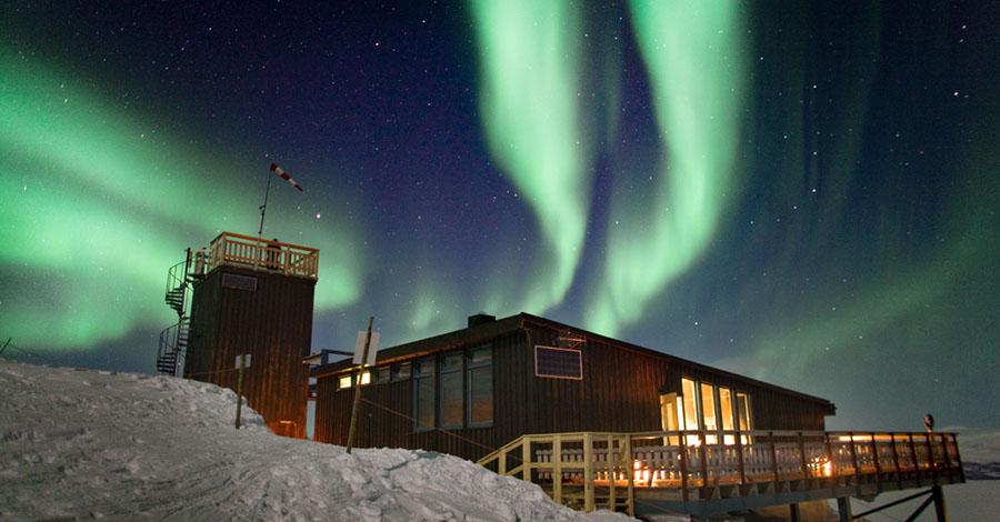 Northern lights Abisko PHOTO Peter_Rosen