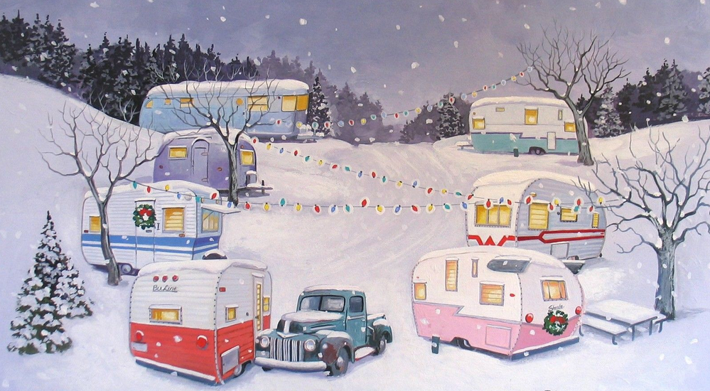 Vintage_Shasta_Airstream_Nomad_Terry_Christmas_Travel_Trailer_Camper_RV_ART