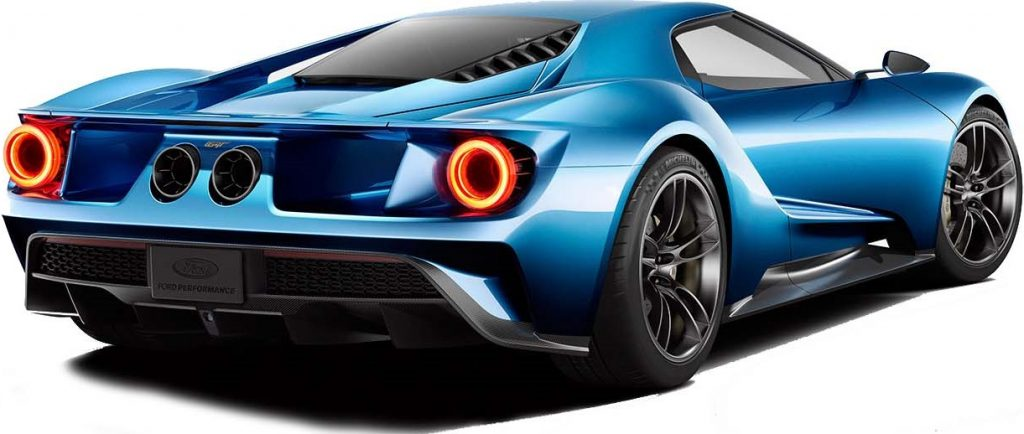 FORD GT--