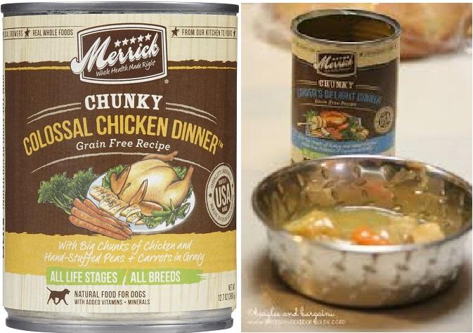 Merrick Chunky Colossal Chicken-