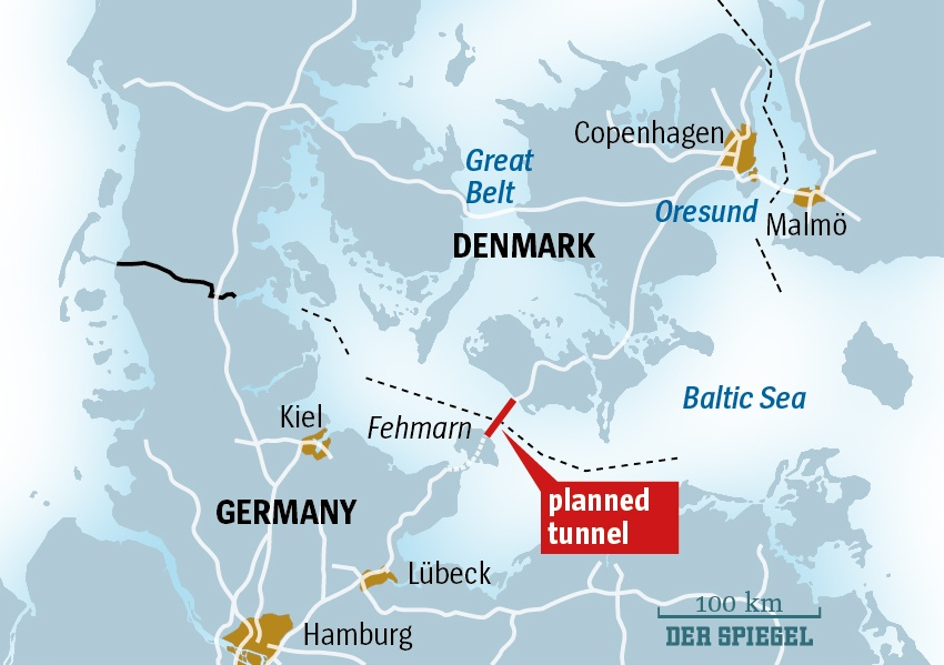 Fehmarn Belt Fixed Link