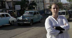 Tania Bruguera, La Habana. ENRIQUE DE LA OSA (REUTERS)