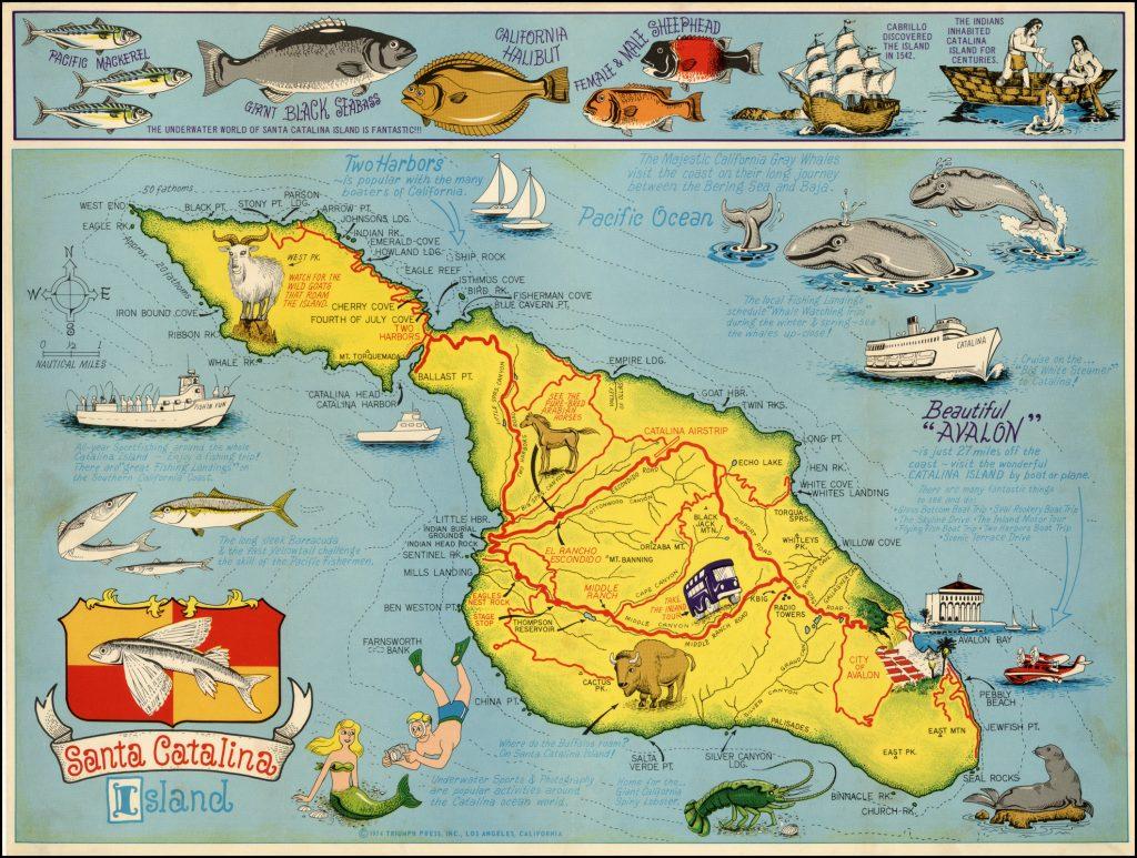 mapa santa catalina