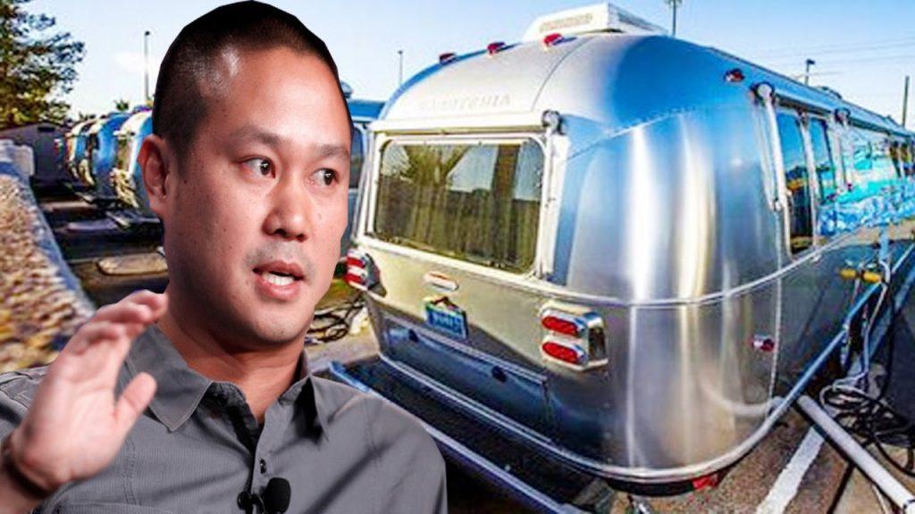Zappos Ceo Tony Hsieh - Las Vegas Trailer Park