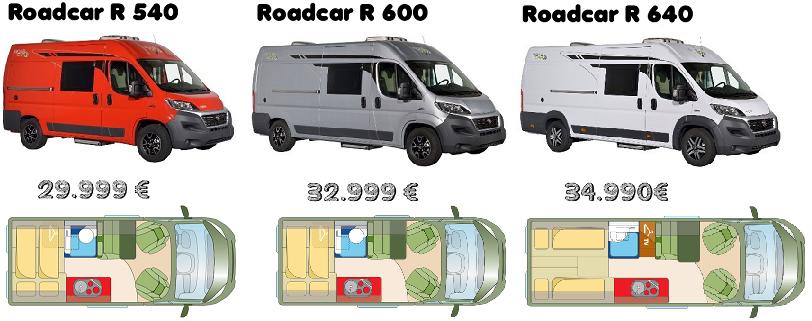 ROADCAR R540)