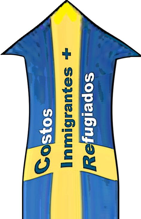 swedish-flag-arrow