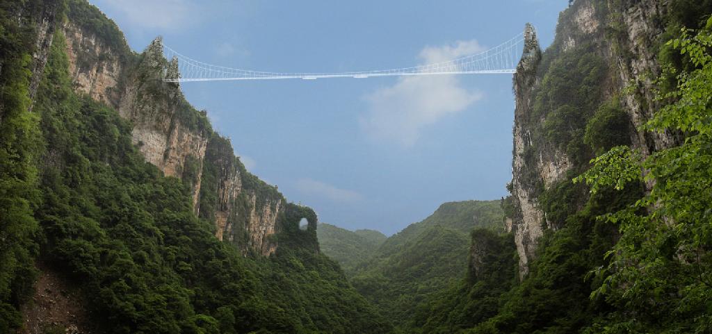 Zhangjiajiebridge1