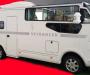 SKYDANCER estrenó su 'camper cabrio car' Apéro