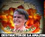 """BOLSONARO, """"el exterminador del futuro"""""""