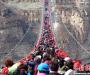 El puente de cristal de Hongyagu, el más largo del mundo