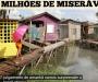 Brasil alcança recorde de 13,5 milhões de miseráveis