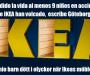 IKEA multada con 41 millones de euros