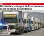 Coronavirus y los camioneros abandonados