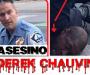 Derek Chauvin acusado de homicidio