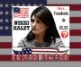 NIKKI HALEY, posible futura presidenta de EE.UU.