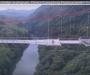 China inaugura el puente de cristal más largo del mundo