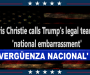 """Giuliani & Co."", la vergüenza de EE.UU."