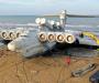 «Ekranoplano Lun»: El 'Monstruo del Mar Caspio' se levanta de la tumba