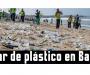 Mar de plástico en Bali