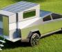 "CyberLandr, la ""pickup-autocaravana"" de Tesla"