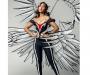 Nicola Yeung crea prenda rarísima para Maria Thattil, Miss Universo Australia 2020