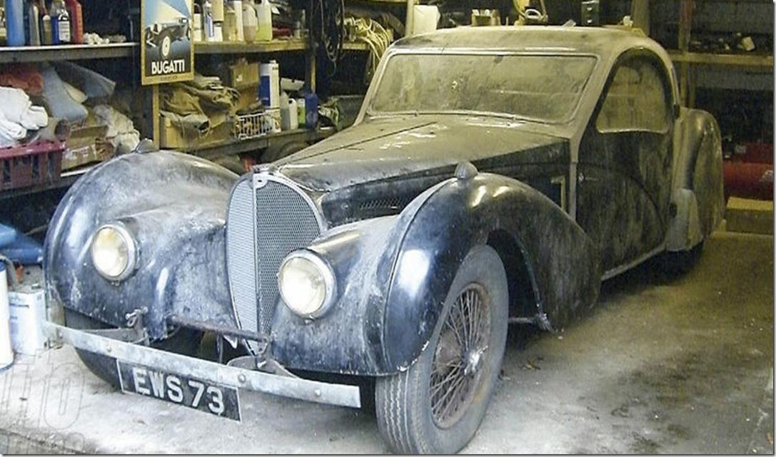 BUGATTI 57S ATALANTE 1937 ---
