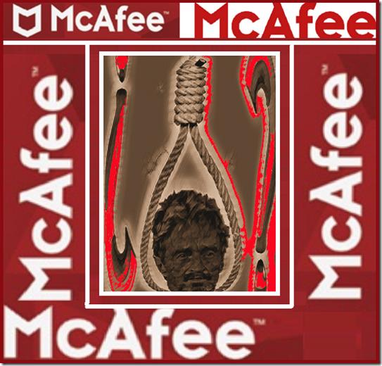 JOHN MCAFEE----