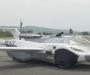 El coche volador AirCar cubrió 80 km entre 2 aeropuertos de Eslovaquia