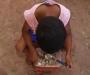 A fome vem aumentando no Brasil