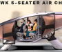CityHawk: coche volador sin alas